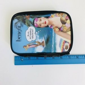 Benefit Bags - Benefit Cosmetics Hawaii Makeup Bag Cosmetic Case